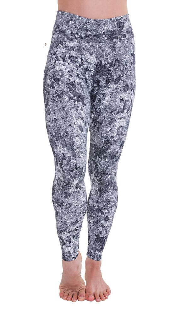 Mixed Flowers Lifestyle Leggings 1