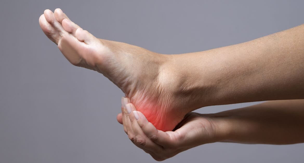 5 heel pain treatment home tips to get you started