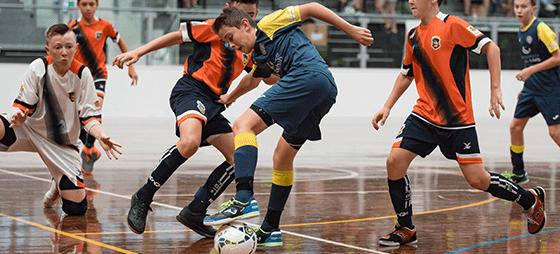 Top 5 Futsal Injuries