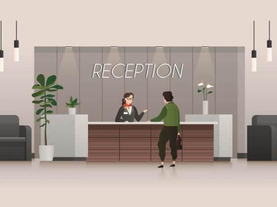 Medical Receptionist Job